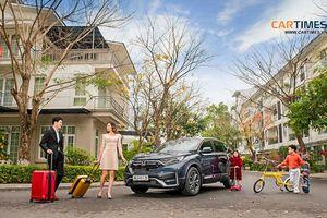 Honda CR-V 2020: Chiếc SUV 'hoàn hảo' cho gia đình tôi