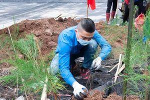Than Thống Nhất: Phát động 'Tết trồng cây đời đời nhớ ơn Bác Hồ' năm 2021