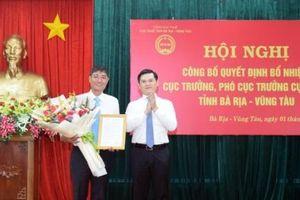 Điều động, bổ nhiệm ông Nguyễn Nam Bình làm Cục trưởng Cục Thuế Bà Rịa - Vũng Tàu