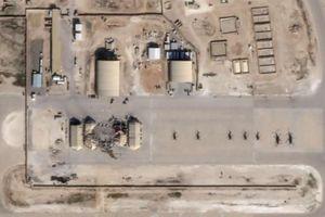 Mỹ công bố video mới về vụ Iran tấn công tên lửa vào căn cứ ở Iraq năm 2020