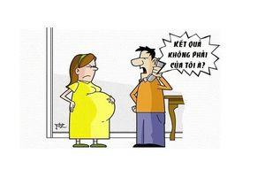 Vợ ăn tát vì bác sĩ lỡ lời