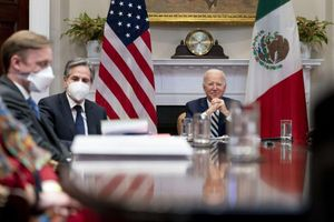 Tổng thống Biden lần đầu tiên tiếp đón lãnh đạo nước ngoài tại Nhà Trắng