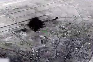 Mỹ tung video Iran nã loạt tên lửa vào căn cứ ở Iraq