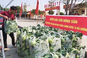 Bộ Công Thương nêu lý do nông sản Hải Dương bị ách tắc