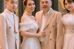 'Trúc' Mai Thu Huyền 18 năm viên mãn bên chồng doanh nhân