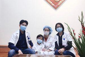 Bệnh nhi ghép tim nhỏ tuổi nhất Việt Nam được ra viện, xác lập kỳ tích mới