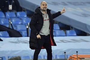 Pep Guardiola: 'Điều Man City quan tâm lúc này là... MU'