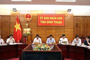 Bình Thuận: Sẵn sàng lắng nghe, đối thoại với doanh nghiệp