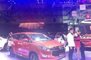 Bảng giá xe Toyota tháng 3: Vios mới chỉ từ 478 triệu đồng