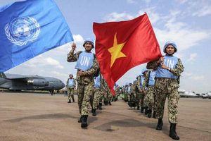 Uy tín quốc tế của Việt Nam ngày càng được nâng cao
