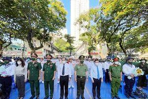 Hơn 4.600 thanh niên TP Hồ Chí Minh lên đường nhập ngũ