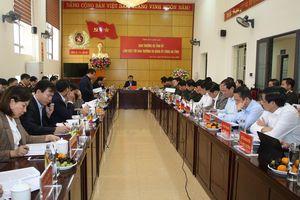 Công an tỉnh Lào Cai đẩy mạnh các nhiệm vụ trọng tâm trong công tác xây dựng Đảng