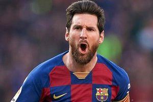 'Messi không bao giờ tập sút phạt'