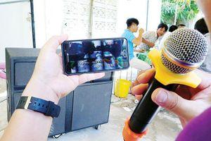 An Giang cấm karaoke lưu động