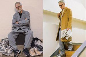 Đàn ông trưởng thành thích đi giày gì?