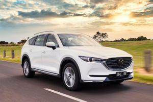 Mazda CX-8 2021 được ra mắt tại Australia