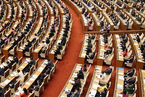 Chuẩn bị nhân sự ứng cử ĐBQH trình Bộ Chính trị, Ban Bí thư