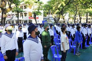 TP Hồ Chí Minh: Hơn 4.600 công dân lên đường làm nghĩa vụ với Tổ quốc