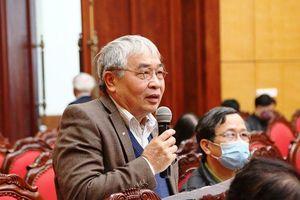 Cử tri đề nghị tăng số đại biểu HĐND quận, thị xã hoạt động chuyên trách