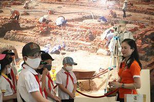 Tháo gỡ vướng mắc trong bảo tồn, phát huy giá trị di sản Hoàng thành Thăng Long