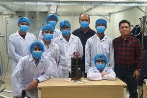 Đưa vệ tinh NanoDragon sang thử nghiệm tại Nhật Bản