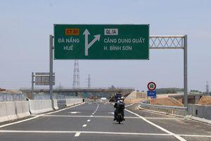Đề nghị truy tố các bị can trong vụ đường cao tốc Đà Nẵng - Quảng Ngãi