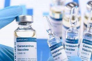 Cuối tháng 4 sẽ có lô vắc xin COVID-19 khoảng hơn 1 triệu liều về Việt Nam
