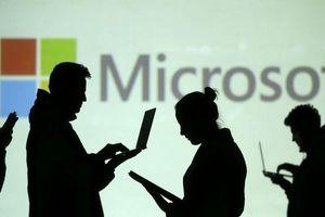 Microsoft tố tin tặc Trung Quốc 'tinh vi' đánh cắp thông tin của một số cơ quan Mỹ