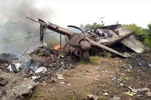 Rơi máy bay thương mại, 10 người thiệt mạng