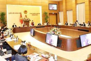 Sắp diễn ra Phiên họp thứ 54 của Ủy ban Thường vụ Quốc hội
