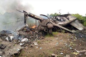 Rơi máy bay chở khách ở Nam Sudan, không ai sống sót