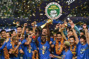Bóng đá Trung Quốc: Quả bong bóng xì hơi