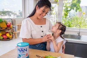 Nestlé giới thiệu sản phẩm mới Nestlé Nan Optipro 4 bổ sung công thức đột phá