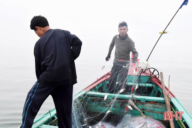 Ngại đầu tư, ngư dân Thịnh Lộc quanh quẩn gần bờ