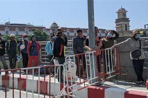 Campuchia cách ly hơn 10.000 người ở thủ đô Phnom Penh