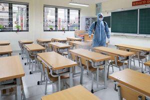 Hải Dương: Học sinh khối 12 được đi học trở lại từ ngày 8/3