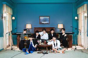 Nhóm nhạc BTS lại 'thống trị' bảng xếp hạng Billboard's Artist 100