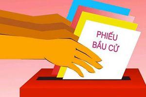 Bến Tre có 21 đơn vị bầu cử đại biểu HĐND, 3 đơn vị bầu cử đại biểu Quốc hội