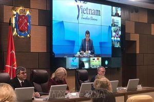 Diễn đàn du lịch quốc tế St. Petersburg - Việt Nam lần thứ 2