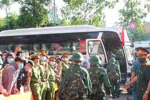 Vĩnh Long: Hơn 1.000 công dân được tuyển chọn nhập ngũ