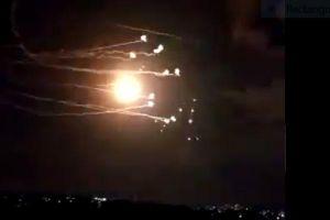 Tổ hợp Pantsir-S trong 8 phút bắn hạ 12 tên lửa hành trình của IDF