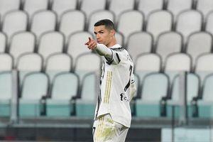 Ronaldo nhận 2 tin vui và 2 tin buồn sau trận Juventus vs Spezia