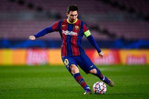 Messi chẳng bao giờ tập sút phạt