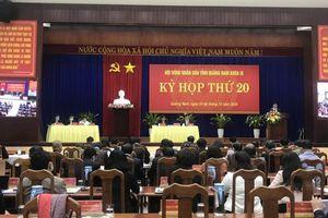 Quảng Nam công bố 23 đơn vị bầu cử đại biểu HĐND tỉnh khóa X