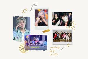 Đường đua Kpop 3/2021: Super Junior và Rosé (BlackPink) 'đáng gờm', nhiều gương mặt mới 'tham trận'
