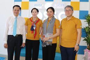 Khai trương văn phòng thứ 2 hỗ trợ phụ nữ di cư hồi hương