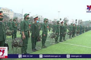 Lễ giao quân tại Hưng Yên