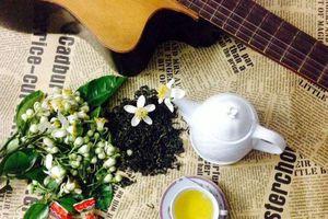 Xuân sang ướp trà hoa bưởi