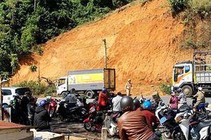 Liên tiếp xảy ra tai nạn nghiêm trọng trên Quốc lộ 20
