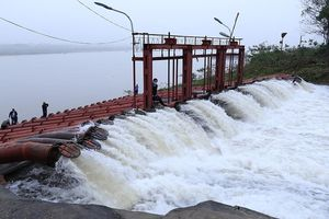 Các hồ Thủy điện EVN đã xả 5,14 tỷ m3 nước cho vụ Đông Xuân 2020-2021